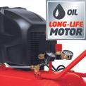 Compresor de aire TE-AC 270/50/10 Detailbild ohne Untertitel 6