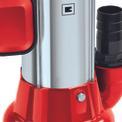 Pompa per acque scure GC-DP 1340 G Detailbild ohne Untertitel 7