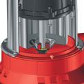 Pompa submersibila apa murdara GC-DP 1340 G Detailbild ohne Untertitel 2