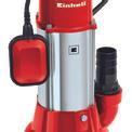 Pompa per acque scure GC-DP 1340 G Detailbild ohne Untertitel 4