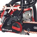 Petrol Chain Saw GH-PC 1535 TC Detailbild ohne Untertitel 1