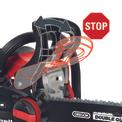 Petrol Chain Saw GH-PC 1535 TC Detailbild ohne Untertitel 2