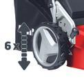 Petrol Lawn Mower GE-PM 48 S-H B&S Detailbild ohne Untertitel 4