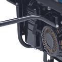 Stromerzeuger (Benzin) BT-PG 5500/2 D Detailbild ohne Untertitel 2