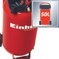 Air Compressor TH-AC 240/50/10 OF Detailbild ohne Untertitel 6