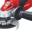 Amoladora TE-AG 115/600 Detailbild ohne Untertitel 7