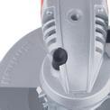 Amoladora TE-AG 115/600 Detailbild ohne Untertitel 2