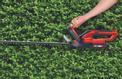 Cordless Hedge Trimmer GE-CH 1855 Li Kit Einsatzbild 1