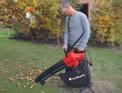 Electric Leaf Vacuum GC-EL 2600 E Einsatzbild 1