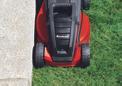 Electric Lawn Mower GE-EM 1233 Einsatzbild 1