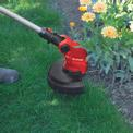 Electric Lawn Trimmer GC-ET 4025 Detailbild ohne Untertitel 3