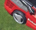 Electric Lawn Mower GE-EM 1536 HW Einsatzbild 1