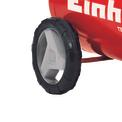 Kompressor TE-AC 400/50/10 Detailbild ohne Untertitel 2