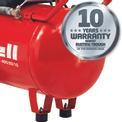 Kompressor TE-AC 400/50/10 Detailbild ohne Untertitel 7
