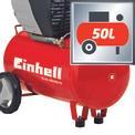 Air Compressor TE-AC 400/50/10 Detailbild ohne Untertitel 6