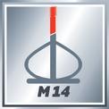 Mixer vopsea/mortar TC-MX 1400 E VKA 3