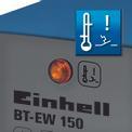 Elektro-Schweissgerät BT-EW 150 Detailbild ohne Untertitel 1