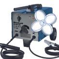 Elektro-Schweissgerät BT-EW 160 Detailbild ohne Untertitel 3
