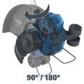 Recortabordes eléctricos BG-ET 5529 Detailbild ohne Untertitel 4