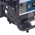 Stromerzeuger (Benzin) BT-PG 2800/1 Detailbild ohne Untertitel 3