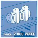 Áramfejlesztő (benzines) BT-PG 2800/1 VKA 1