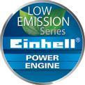 Stromerzeuger (Benzin) BT-PG 2800/1 Logo / Button 2