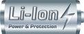Cordless Leaf Blower GE-CL 18 Li Kit Logo / Button 2