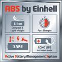 Soffiatori per foglie a batteria GE-CL 18 Li Kit Detailbild ohne Untertitel 1