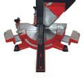 Zug-Kapp-Gehrungssäge TE-SM 2131 Dual Detailbild ohne Untertitel 5
