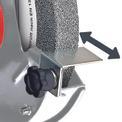 Esmeriladora seco-húmedo TC-WD 150/200 Detailbild ohne Untertitel 2
