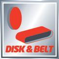 Stationary Belt-Disc Sander TC-US 400 VKA 1
