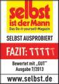 Universal-Handkreissäge TE-XC 110/1 Testmagazin - Logo (oeffentlich) 1