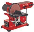 Asztali szalagos-tárcsás csiszológép TC-US 400 Produktbild 1