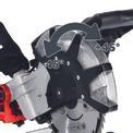 Troncatrice radiale TH-SM 2534 Dual Detailbild ohne Untertitel 1