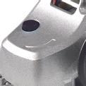 Sarokcsiszoló TC-AG 125 Detailbild ohne Untertitel 2