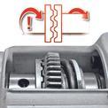 Bohrhammer-Set RT-RH 32 Kit Detailbild ohne Untertitel 4