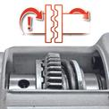 Rotary Hammer Kit RT-RH 32 Kit Detailbild ohne Untertitel 4