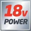 Segaccio universale a batteria TE-AP 18 Li-Solo VKA 1