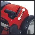 Elektro-Vertikutierer-Lüfter GE-SA 1435 Detailbild ohne Untertitel 3