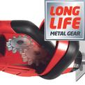 Cordless Hedge Trimmer GE-CH 1846 Li Kit Detailbild ohne Untertitel 1