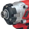 Cordless Impact Screwdriver TE-CI 18 Li Kit Detailbild ohne Untertitel 3