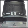 Akku-Schlagbohrschrauber TE-CD 18-2 Li-i Detailbild ohne Untertitel 4
