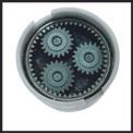 Akku-Schlagbohrschrauber TE-CD 18-2 Li-i Kit Detailbild ohne Untertitel 3