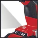 Akku-Schlagbohrschrauber TE-CD 18-2 Li-i Kit Detailbild ohne Untertitel 2