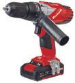 Cordless Impact Drill TE-CD 18-2 Li-i Kit Produktbild 1