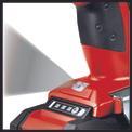 Akku-Bohrschrauber TE-CD 18 Li Kit Detailbild ohne Untertitel 2