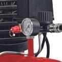 Kompressor TC-AC 190/24 Detailbild ohne Untertitel 1