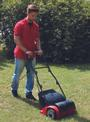 Electric Scarifier-Lawn Aerat. GC-SA 1231 Einsatzbild 1