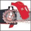 Akkus magassági ágvágó GE-LC 18 LI T Kit (1x3,0Ah) Detailbild ohne Untertitel 7