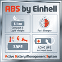 Akkus multifunkciós szerszám GE-HC 18 Li T Kit (1x3,0Ah) Detailbild ohne Untertitel 1